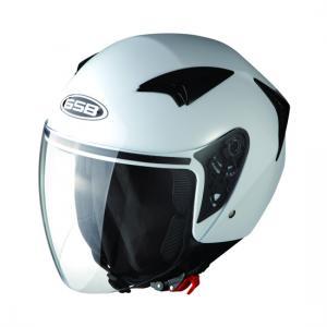 Шлем для мотоцикла G-342 WHITE (white shiny)