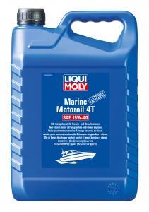 Масло LIQUI MOLY 4T-T10W40 двиг мотор. лод.(минерал,5л)