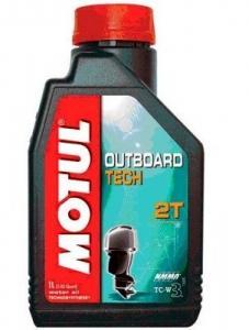Motul Outboard TECH 2T 1л
