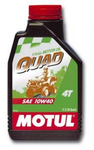 Motul Quad 4T10W-40 4л