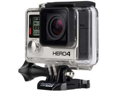 GoPro HERO4 Silver Edition (Motosport)
