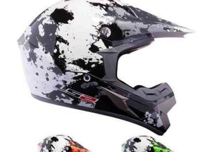 Шлем для мотоцикла MX433 BLAST