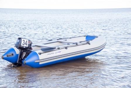 Лодка ПВХ GROUPER 320