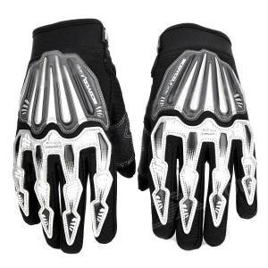 Перчатки Scoyco А008 (L) чёрные