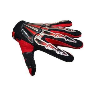 Перчатки Scoyco А008 (L) красные