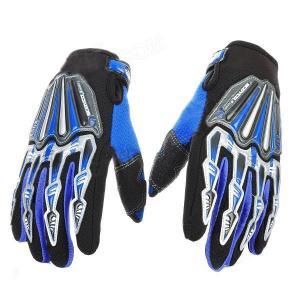Перчатки Scoyco А008 (XL) синие