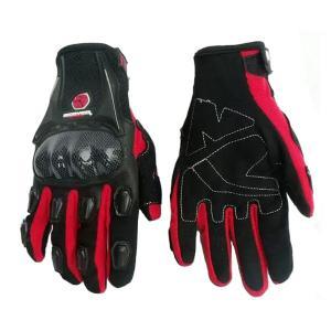 Перчатки Scoyco МС09 (M) красные