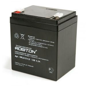 Аккумулятор свинцово-кислотный 12V 4,5А