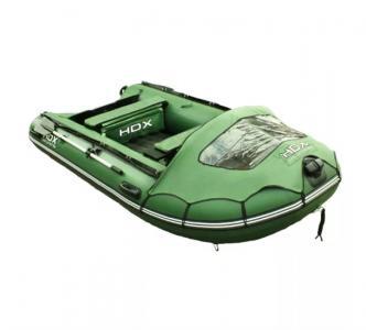 Лодка ПВХ HDX Надувная, Модель Helium 390 Am (многобаллонное дно)