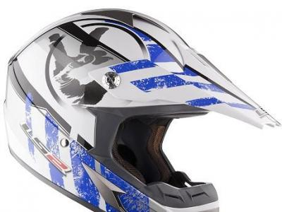 Шлем для мотоцикла MX433 STRIPE
