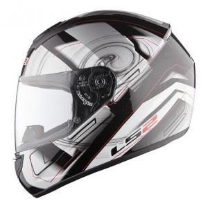 Шлем для мотоцикла FF351 ACTION WHITE SILVER