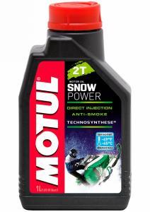 Motul Snowpower 2T 1л