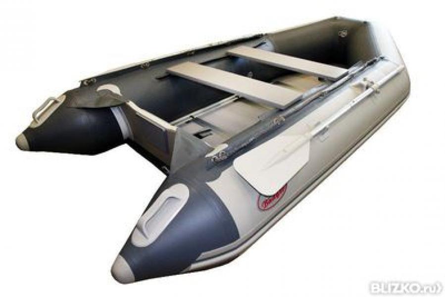 badger classic лодка