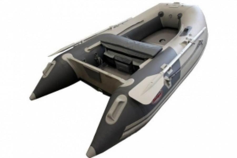 лодка баджер классик 390